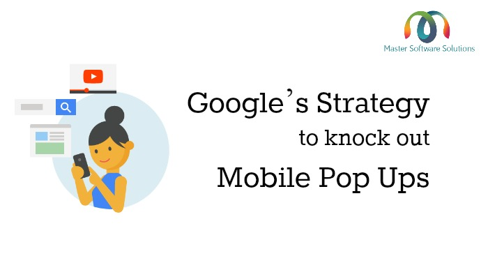 Google Mobile Popup Strategy