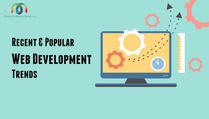 Popular Web Development Trends