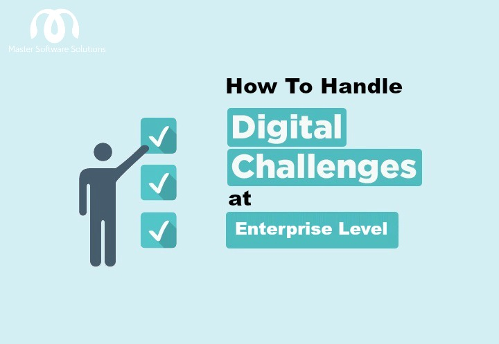 handle digital challenges at enterprise level