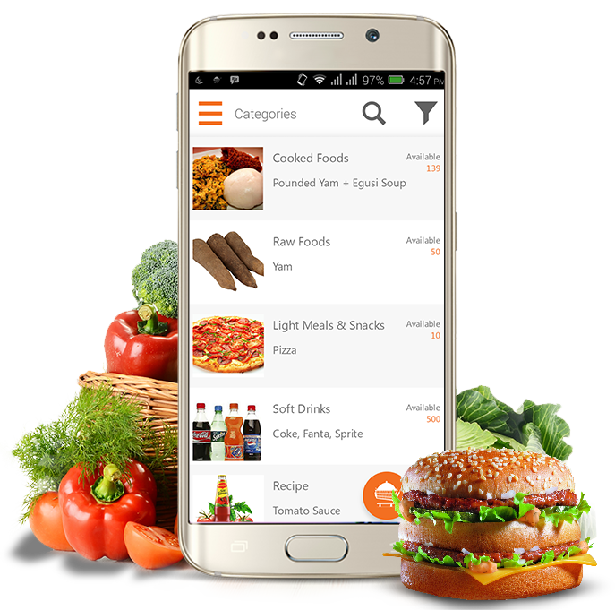 Build food delivery application create online food for Application creation cuisine
