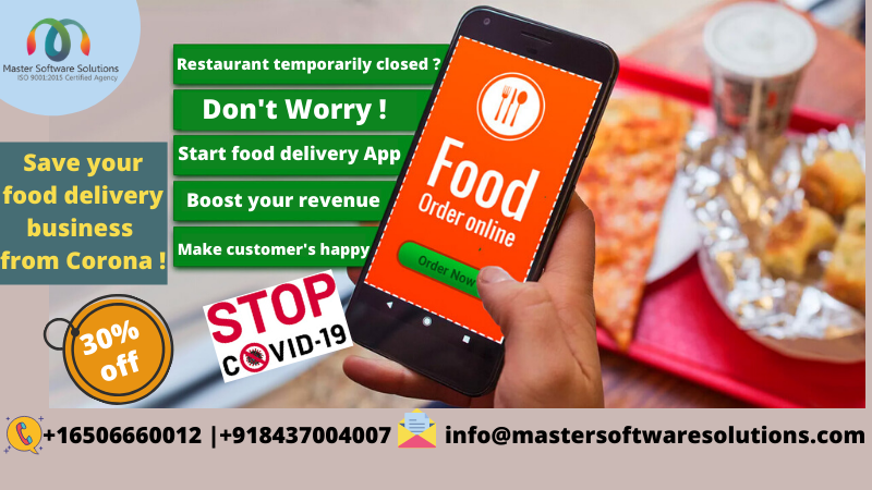 Coronavirus: Choose Online Food Ordering Apps for Non-Stop Deliveries