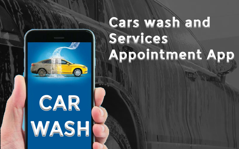 Develop Your Own On Demand Car Wash Cleaning Mobile App