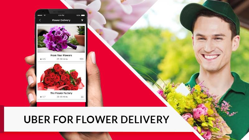 uber for flower delivery