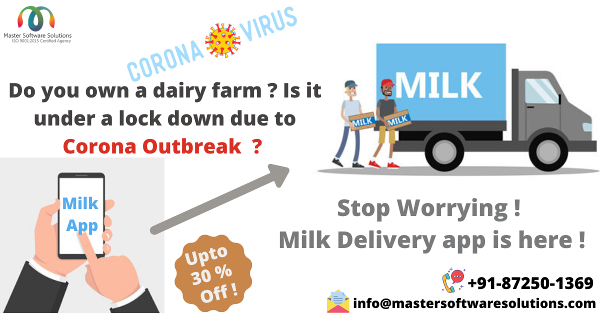 Is Your Milk Business Coronavirus Ready