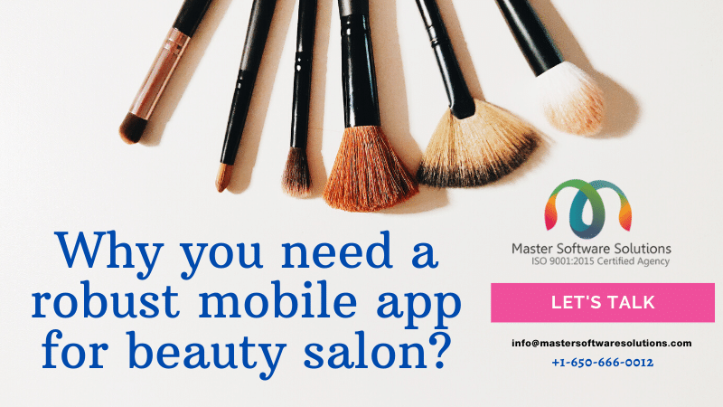 Salon App Development