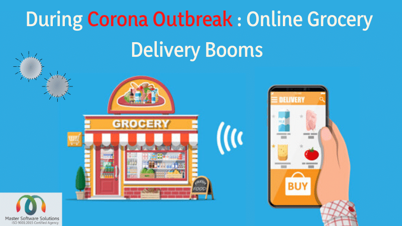 Online Grocery Delivery Booms During Corona Outbreak - mss