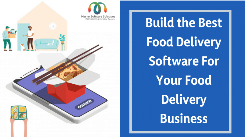 The Best Software For Your Food Delivery Business