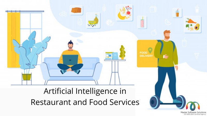 Artificial Intelligence in Restaurant and Food Business - Master Software Solutions