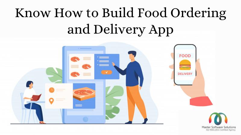 Build Food Delivery App