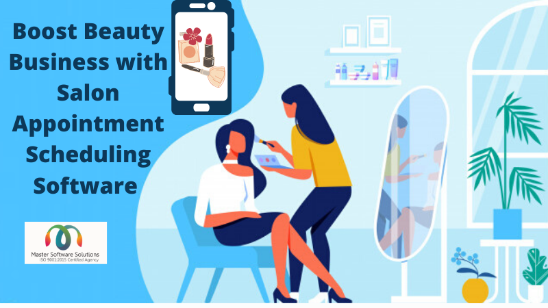 Beauty Salon App